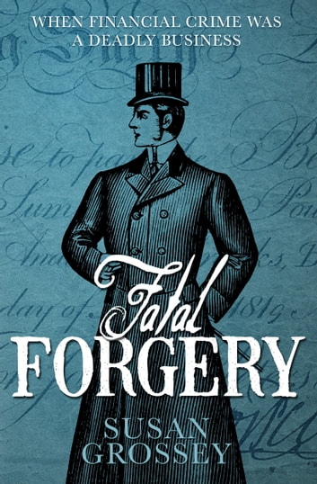 Fatal Forgery ebook by Susan Grossey