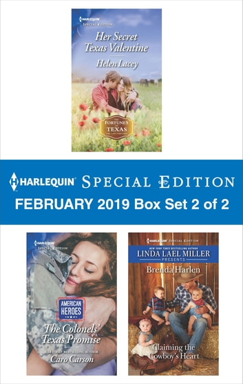 Harlequin Special Edition February 2019 - Box Set 2 of 2 - An Anthology ebook by Helen Lacey,Caro Carson,Brenda Harlen