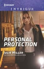 Personal Protection ebook by Julie Miller