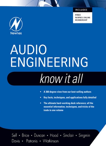Audio engineering know it all ebook by douglas self 9780080949642 audio engineering know it all ebook by douglas selfben duncanian sinclair fandeluxe Images