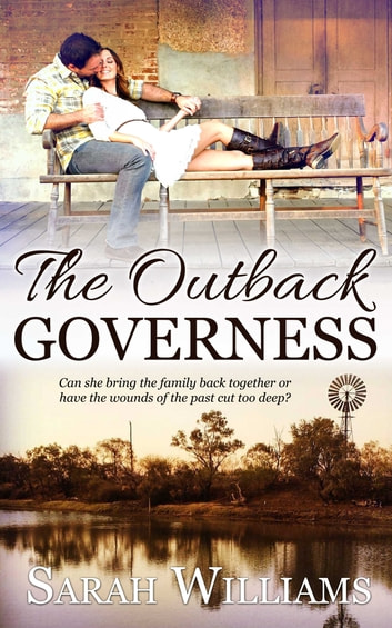The Outback Governess ebook by Sarah Williams