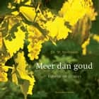 Meer dan goud - bijbelse meditaties ebook by W. Verboom