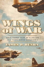 Wings of War - Great Combat Tales of Allied and Axis Pilots During World War II ebook by James P. Busha,Steve Hinton
