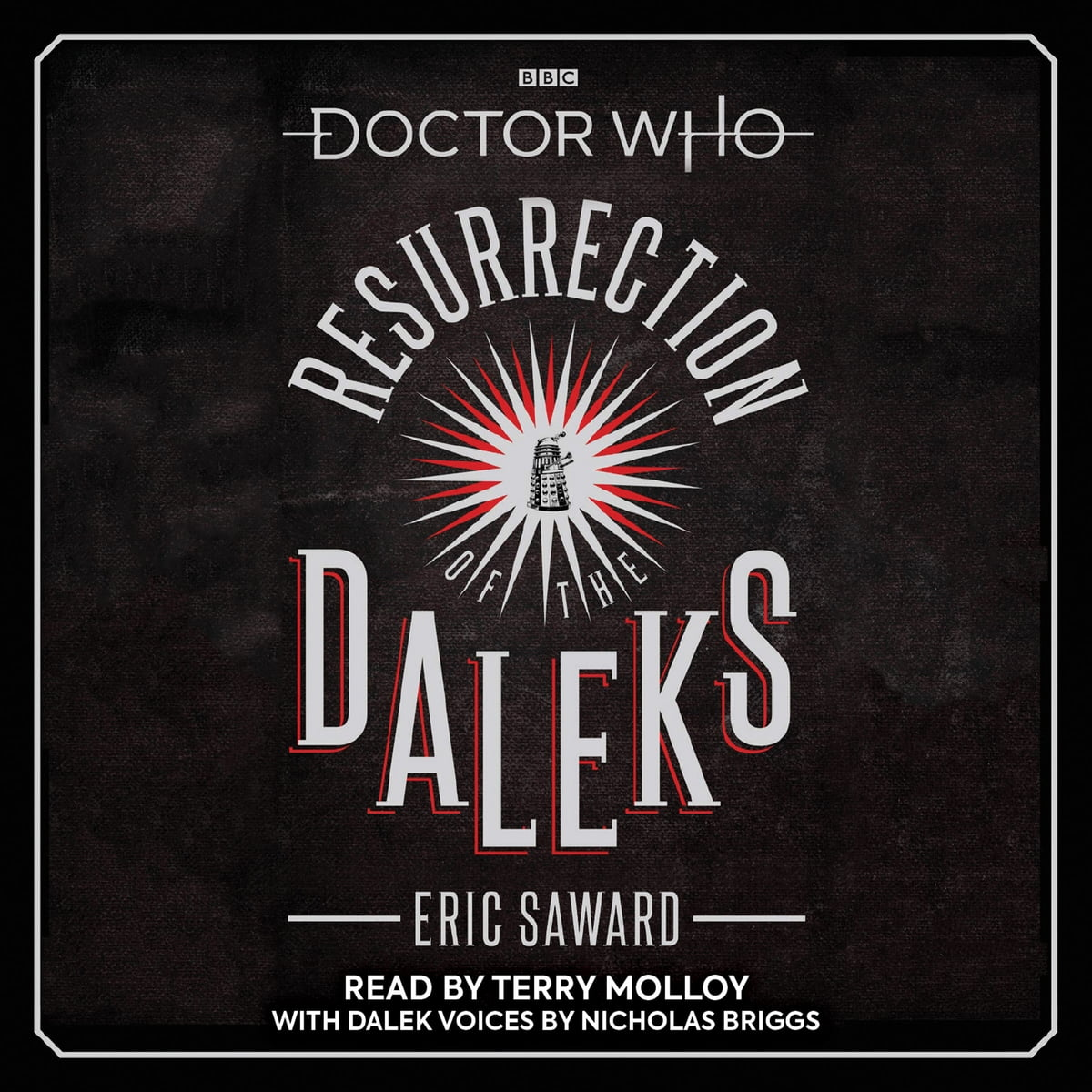 Doctor Who - Resurrection of the Daleks - Eric Saward