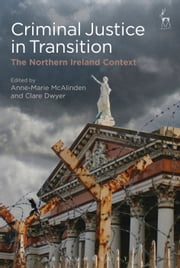 Criminal Justice in Transition - The Northern Ireland Context ebook by Anne-Marie McAlinden,Clare Dwyer