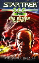 Star Trek: The Demon Book 1 ebook by Loren Coleman,Randall N. Bills