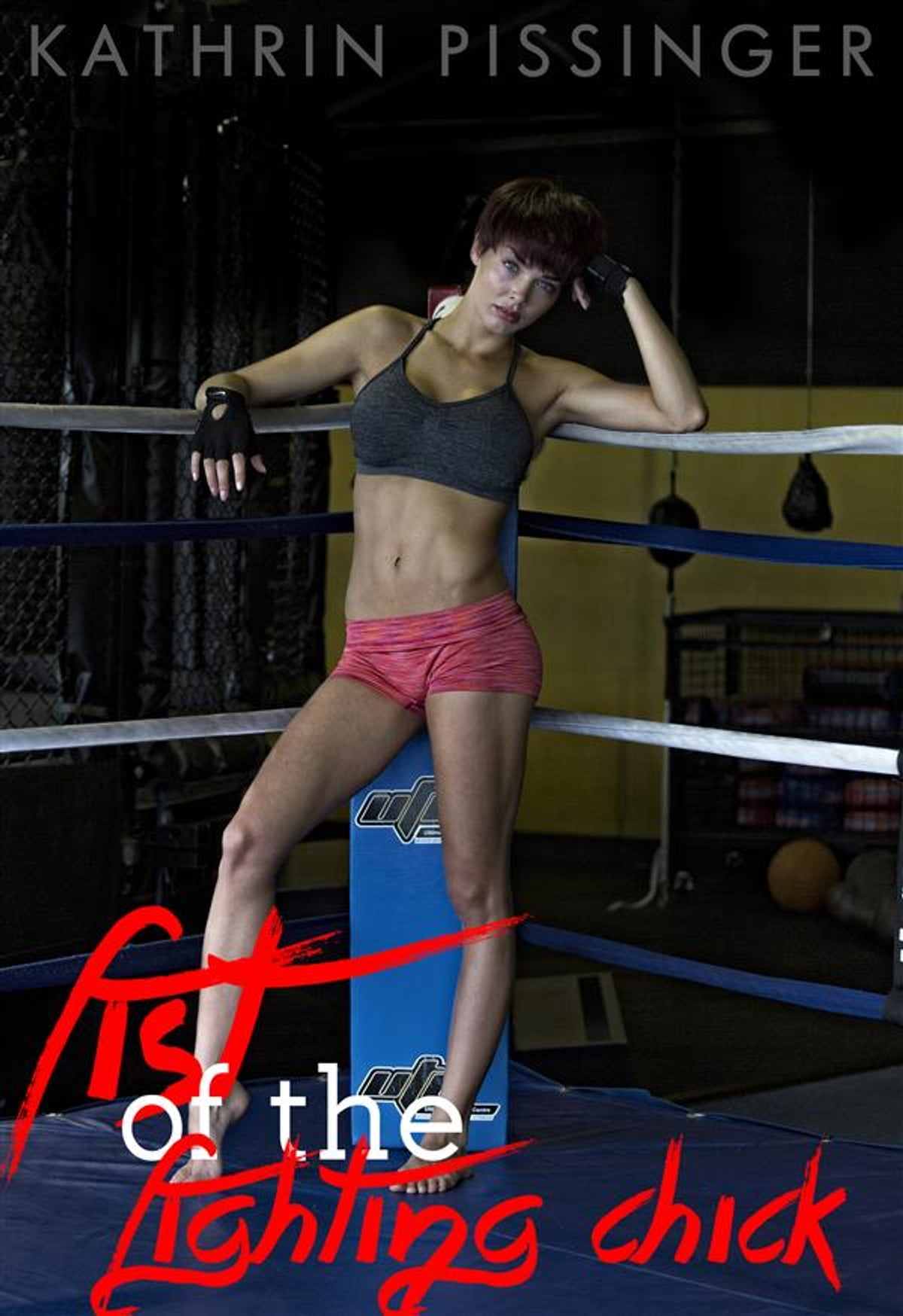 Boxing girl and shy love anal