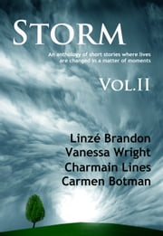 STORM Volume II ebook by Linzé Brandon,Vanessa Wright,Charmain Lines,Carmen Botman