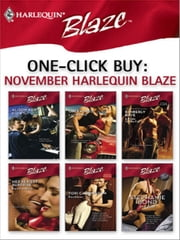 One-Click Buy: November Harlequin Blaze - Kiss & Tell\Unleashed\A Body to Die For\Her Sexiest Surprise\Reckless\In a Bind ebook by Alison Kent,Lori Borrill,Kimberly Raye,Dawn Atkins,Tori Carrington,Stephanie Bond