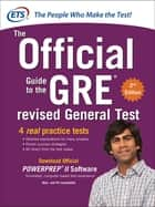 GRE The Official Guide to the Revised General Test, Second Edition ebook by Educational Testing Service