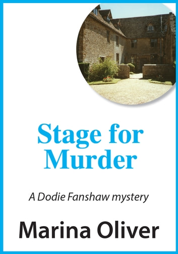 Stage for Murder ebook by Marina Oliver