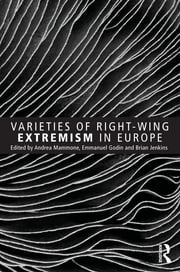 Varieties of Right-Wing Extremism in Europe ebook by Andrea Mammone,Emmanuel Godin,Brian Jenkins