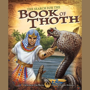 Search for the Book of Thoth, The audiobook by Cari Meister