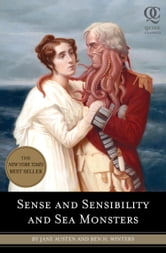 Sense and Sensibility and Sea Monsters ebook by Ben Winters,Jane Austen
