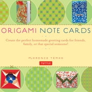 Origami Note Cards ebook by Florence Temko