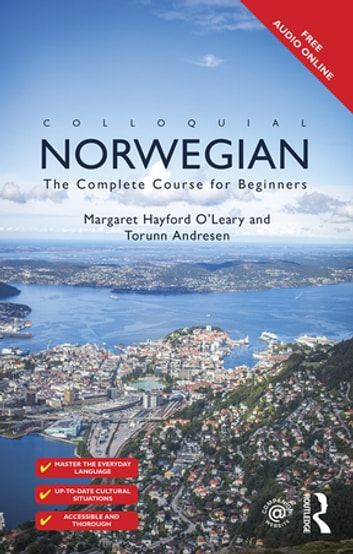 Colloquial Norwegian Ebook By Margaret Hayford Oleary