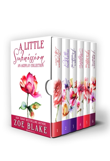 A Little Submission ebook by Zoe Blake