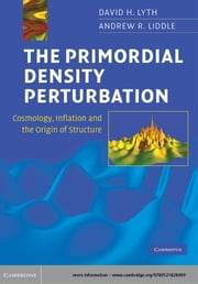 The Primordial Density Perturbation - Cosmology, Inflation and the Origin of Structure ebook by David H. Lyth,Andrew R. Liddle