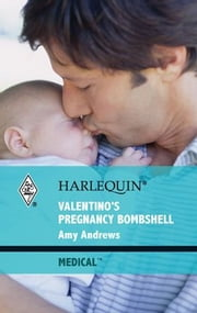 Valentino's Pregnancy Bombshell ebook by Amy Andrews