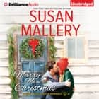 Marry Me at Christmas audiobook by Susan Mallery
