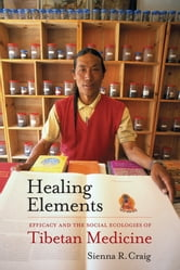 Healing Elements - Efficacy and the Social Ecologies of Tibetan Medicine ebook by Sienna R. Craig