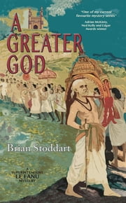 A Greater God ebook by Brian Stoddart
