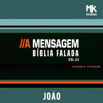 João audiobook by Eugene H. Peterson