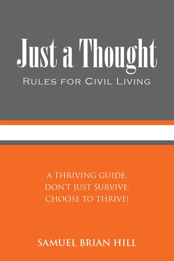 Just a Thought ebook by Samuel Brian Hill