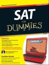 SAT For Dummies ebook by Geraldine Woods