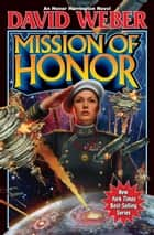 Mission of Honor ekitaplar by David Weber