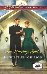 The Marriage Barter ebook by Christine Johnson