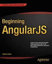 Beginning AngularJS ebook by Andrew Grant