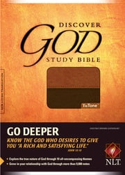 The Discover God Study Bible ebook by Tyndale,Bright Media Foundation