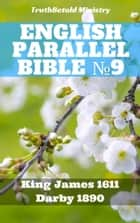 English Parallel Bible №9 - King James 1611 - Darby 1890 ebook by TruthBeTold Ministry, Joern Andre Halseth, King James