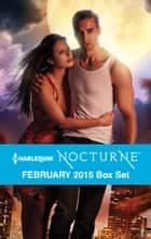 Harlequin Nocturne February 2015 Box Set - An Anthology ebook by Doranna Durgin, Linda Thomas-Sundstrom