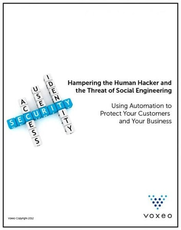 Hampering the human hacker and the threat of social engineering hampering the human hacker and the threat of social engineering ebook by voxeo corportation fandeluxe Epub