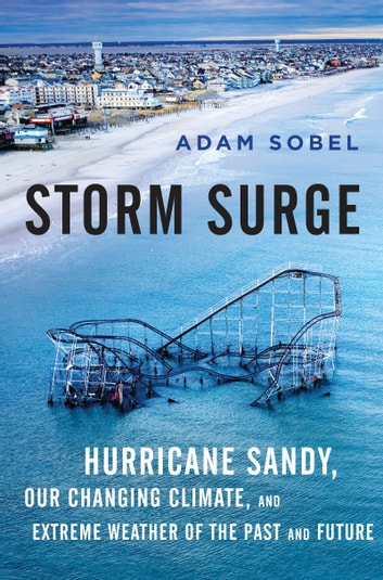 Storm Surge - Hurricane Sandy, Our Changing Climate, and Extreme Weather of the Past and Future ebook by Adam Sobel