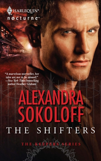 The Shifters ebook by Alexandra Sokoloff