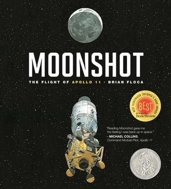 Moonshot ebook by Brian Floca - Rakuten Kobo