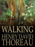 Walking ebook by Henry David Thoreau