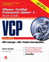 VCP VMware Certified Professional vSphere 4 Study Guide (Exam VCP410) ebook by Robert Schmidt