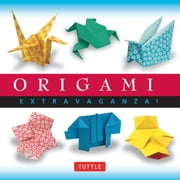Origami Extravaganza! ebook by Tuttle Publishing