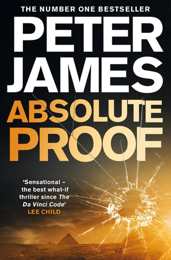 Absolute Proof - The Richard and Judy Book Club Summer Blockbuster ebook by Peter James