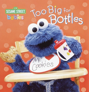 Too Big for Bottles (Sesame Street) ebook by Random House