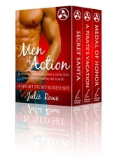 Men of Action - A Short Story Boxed Set ebook by Julie Rowe