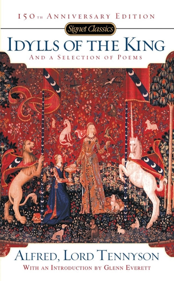 A literary analysis of idylls of the king by alfred