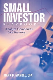 Small Investor Playbook - Analyze Companies Like the Pros ebook by Mark D. Mandel, CFA