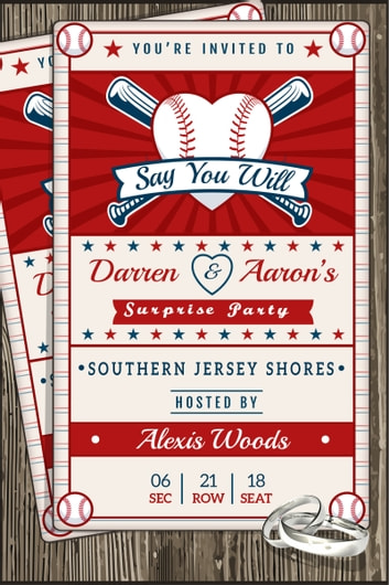 Say You Will ebook by Alexis Woods