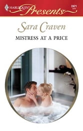 Mistress at a Price ebook by Sara Craven