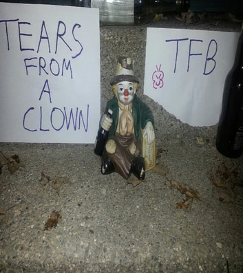 Tears From a Clown ebook by T.F.B